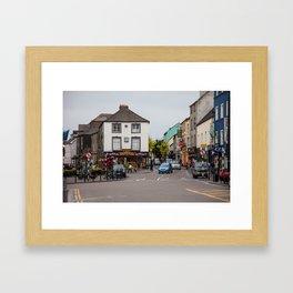Kilkenny Town Framed Art Print