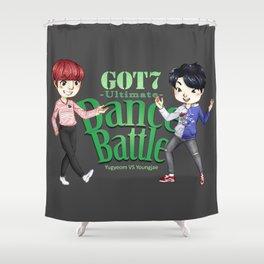 Yugjae Dance Battle Shower Curtain