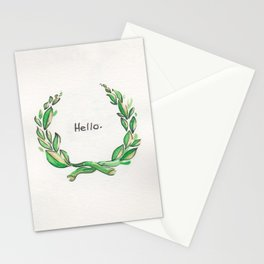Why Hello There! Stationery Cards