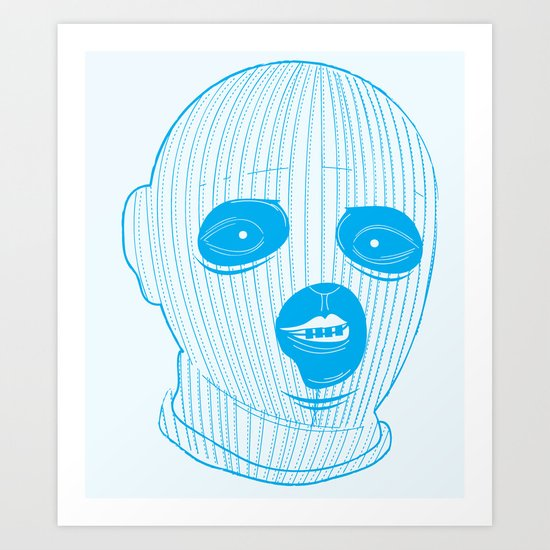 Robby Art Print