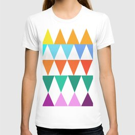 Triangles of Color T-shirt