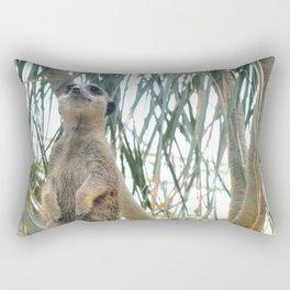 Meerkat Rectangular Pillow