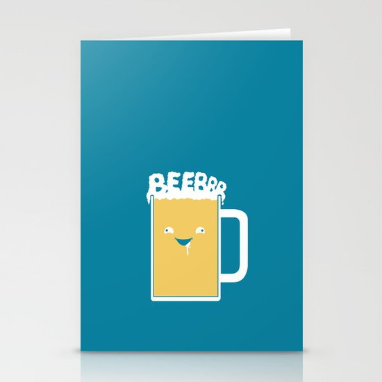 Beerrr Stationery Cards