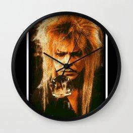 The Goblin King Wall Clock