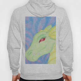 Bright Dragon in pastels Hoody