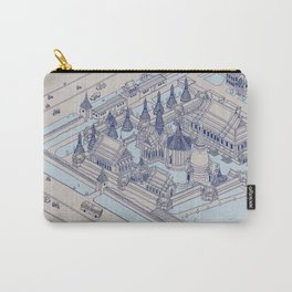The Grand Palace Carry-All Pouch