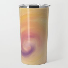 The Prettiest Storm - abstract feelings Travel Mug