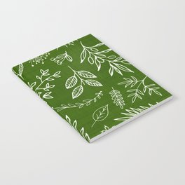 Emerald Forest Notebook