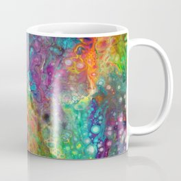 Reality is Melting Coffee Mug