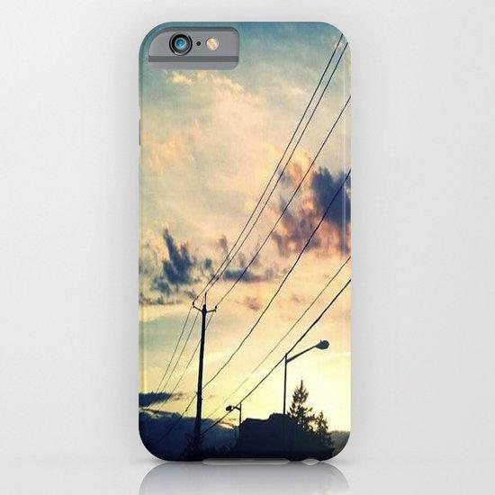 Petworth at Sunset (Washington, DC) iPhone & iPod Case