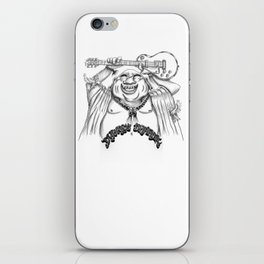 DylansDharma Buddha Roots iPhone Skin