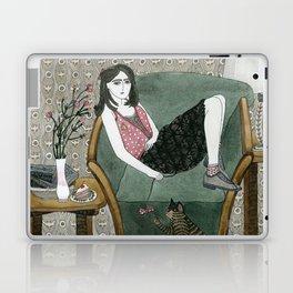 Cozy Chair Laptop & iPad Skin