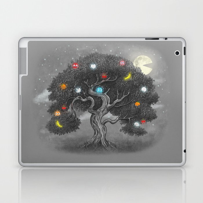 Midnight Snack  Laptop & iPad Skin