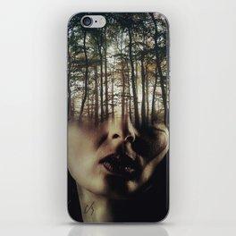 Charlotte Bronte iPhone Skin