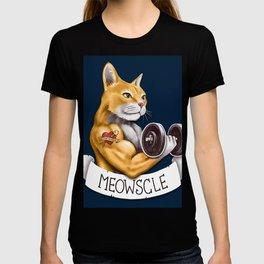 MEOWSCLE T-shirt