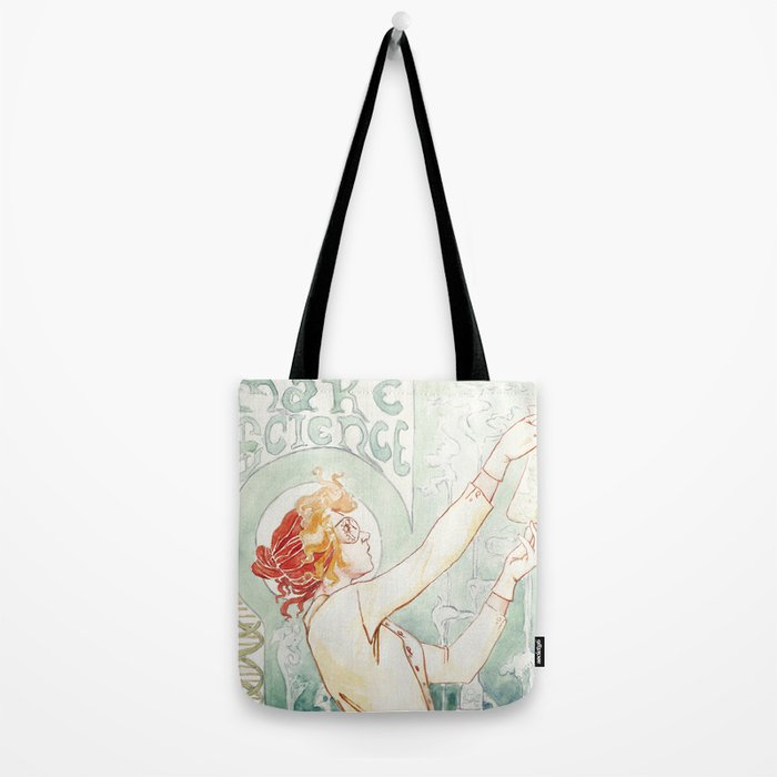 Make Science Tote Bag