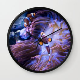 Clowing Around Wall Clock