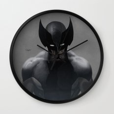 Wolverine X Force Wall Clock