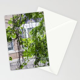 Through the Leaves Stationery Cards