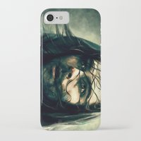 kili iPhone & iPod Cases featuring Kili by Laura Lindsey