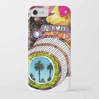 fireworks iPhone & iPod Cases featuring Picture This by Bianca Green