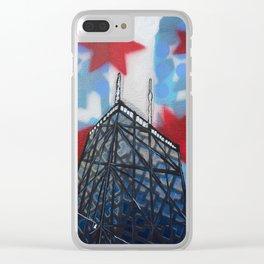 Hancock Clear iPhone Case