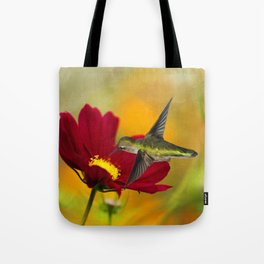 Anna and the Cosmo Tote Bag