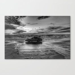 Sauble Beach Art Decor. Canvas Print