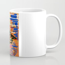 """PEACE"" Coffee Mug"