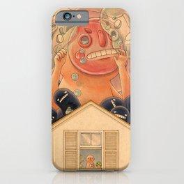 Strange Feeling iPhone Case