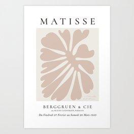 Matisse - Modern Cutouts Poster Art Print