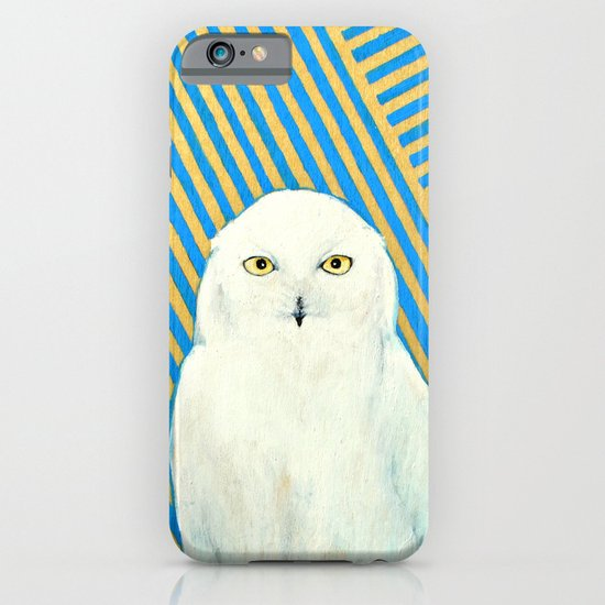 Chester the Owl iPhone & iPod Case