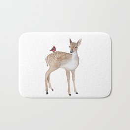 Little fawn Bath Mat