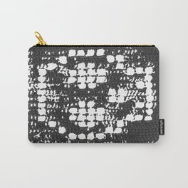 Crochet Impressions: SKULL Carry-All Pouch