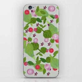 salad iPhone Skin