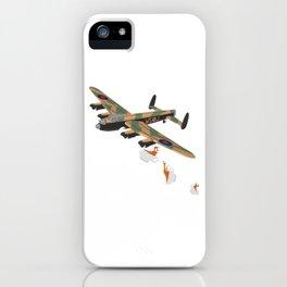 British hospitality iPhone Case