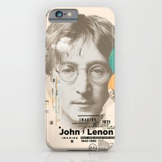 john lenon-imagine Slim Case iPhone 6s