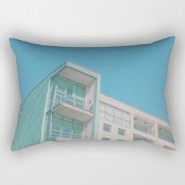 Summer in the City Rectangular Pillow