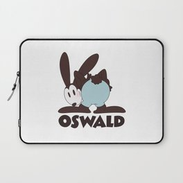 Oswald The Lucky Rabbit: The End (technicolor) Laptop Sleeve
