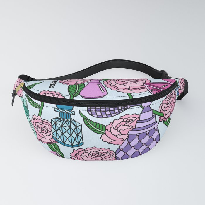 Perfume and Peonies Fanny Pack