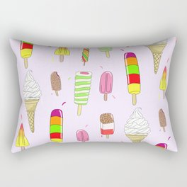 Ice Lolly Heaven Rectangular Pillow