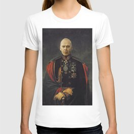 Michael Keaton - Satirical Portrait T-shirt