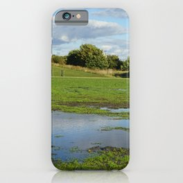 Over the Hills and far away... iPhone Case