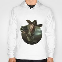 rick grimes Hoodies featuring Rick Grimes from 'The Walking Dead'. by Alexander Novoseltsev