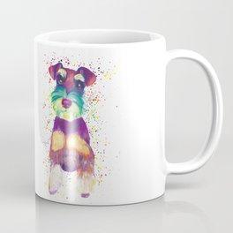 Schnauzer Art Coffee Mug