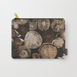 Yosemite Logging Carry-All Pouch