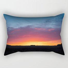 Tempest Sunrise Rectangular Pillow