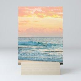 Honolulu Sunrise Mini Art Print