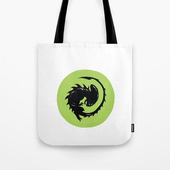 Alien Origin Tote Bag