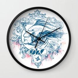 THE NATIVE Wall Clock